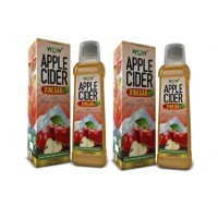 Wow Apple Cider Vinegar - Pack Of 2