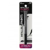 L'Oreal Paris Infallible Paints Eyeliner - 300 Black Party