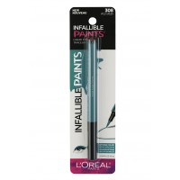 L'Oreal Paris Infallible Paints Eyeliner - 308 Wild Green