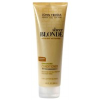 John Frieda Sheer Blonde Highlight Activating Enhancing Conditioner for Lighter Blondes