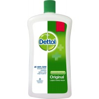 Dettol Liquid Soap Original Jar