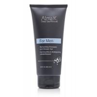 Alma K Refreshing Shampoo And Shower Gel For Men
