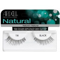 Ardell Natural Strip Lashes - 116 Black