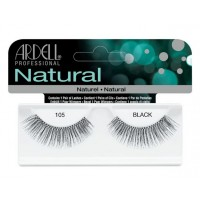 Ardell Natural Strip Lashes - 105 Black