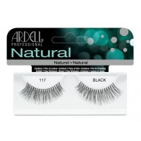 Ardell Natural Strip Lashes - 117 Black