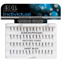 Ardell Individual Knot Free Short Black Eye Lashes