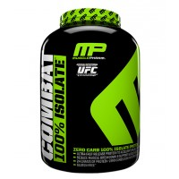 Muscle Pharm Combat 100% Isolate Chocolate Swirl Flavour - 5 Lbs