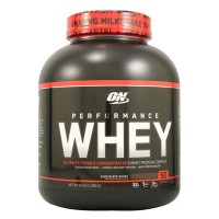 Optimum Nutrition Performance Whey Chocolate Shake - 4.3 lb