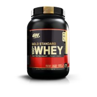 Optimum Nutrition (ON) 100% Whey Gold Standard - 2 lbs (French Vanilla Creme)
