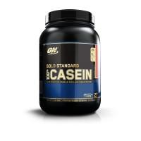 Optimum Nutrition (ON) 100% Casein Protein - 2 lbs (Banana Cream)