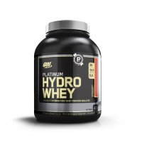 Optimum Nutrition (ON) Platinum Hydro Whey - 3.5 lbs (Supercharged Strawberry)