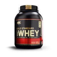Optimum Nutrition (ON) 100% Whey Gold Standard - 5 lbs (Coffee)