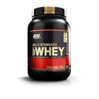 Optimum Nutrition (ON) 100% Whey Gold Standard - 2 lbs (Double Rich Chocolate)