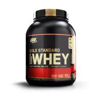 Optimum Nutrition (ON) 100% Whey Gold Standard - 5 lbs (Vanilla Ice Cream)