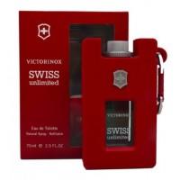 Swiss Army Unlimited Eau De Toilette Refillable Rubber