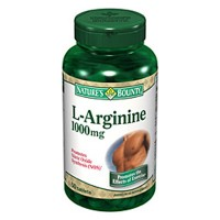 Nature's Bounty L-Arginine 1000mg