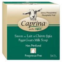 Caprina Fresh Goat's Milk Soap Super Pack-Non Parfume (Pack Of 3)