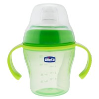 Chicco Soft Cup 6M+ Green