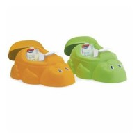 Chicco Anatomical Potty (Green/Yellow)