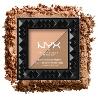 NYX Professional Makeup Cheek Contour Duo Palette - Two To Tango