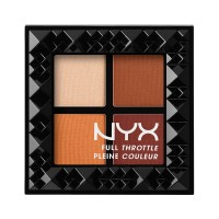NYX Full Throttle Shadow Palette