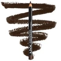 NYX Slim Eye Pencil - Black Brown