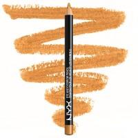 NYX Slim Eye Pencil - Gold Shimmer
