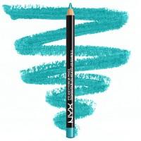 NYX Slim Eye Pencil - Aqua Shimmer