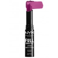 NYX Professional Makeup Full Throttle Lipstick - Trickster