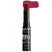 NYX Professional Makeup Full Throttle Lipstick - Locked