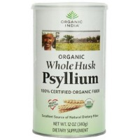 Organic India Psyllium Whole Husk