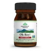 Organic India Oh - Boy