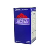 GNC Womens Ultra Mega Tr (90 Tablets)