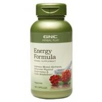 GNC Herbal Plus Energy Formula (100 Caps)