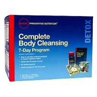 GNC Complete Body Cleanser Vitapack