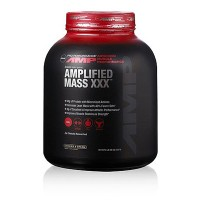 GNC Amplified Mass XXX  Cookies and Cream (6 Lbs)