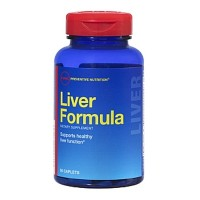 GNC Liver Formula PN (90 Caps)