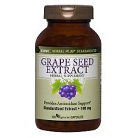 GNC Grape Seed Extract 100mg (100 Caps)
