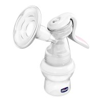 Chicco Manual Breast Pump Nat Feeling