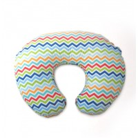 Chicco Boppy Pillow Cotton S.C.Colorful Chevron