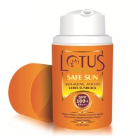 Lotus  Herbals Safe Sun Ultra Sunblock SPF 100+PA+++