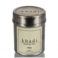Khadi Natural Herbal Face Pack - Rose