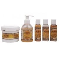 Aroma Treasures Moroccan Argan Hair Spa Kit