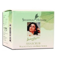 Shahnaz Husain Shascrub - Walnut Face & Body Scrub