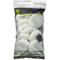 QVS 20 Make-Up Sponges Value Pack - Round