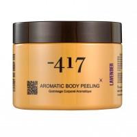 minus417 Aromatic Body Peeling - Lavender