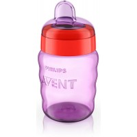 Philips Avent Classic Spout Cup - Pink / Purple