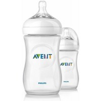 Philips Avent Natural Bottle - Twin Pack - 35706