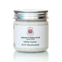 Harmony Aromatherapy Almond & Walnut Facial Scrub