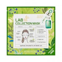 DearPacker Lab Collection Mask - Anti-Blemish & Pore Care